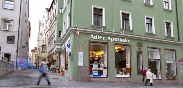 Adler apotheke lübeck öffnungszeiten